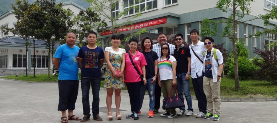Sichuan field trip m c associates architecture for Sichuan cendes architectural design company limited
