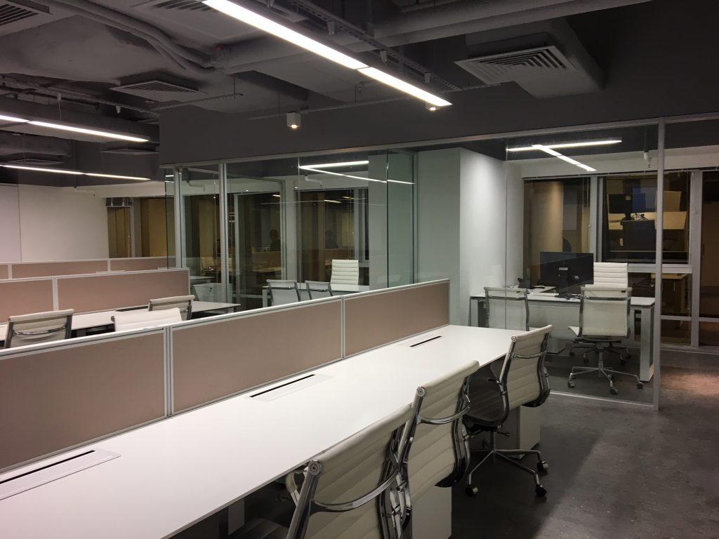 Smcp asia hong kong office extension m c associates for Interior design office hong kong